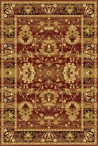 ����� ��������� Floare RASSAM 261-3658 1.2x1.8 �. FLOARE-CARPET
