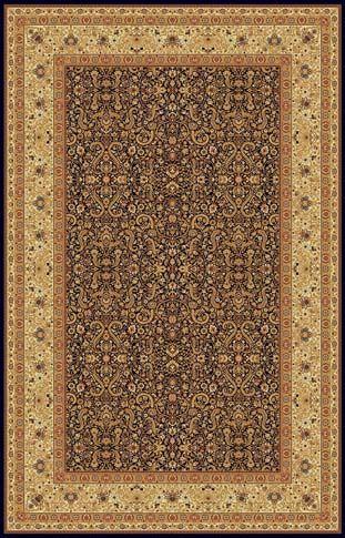 Ковер шерстяной Floare MAGIC 287-4688 1.5x2.25 м. FLOARE-CARPET
