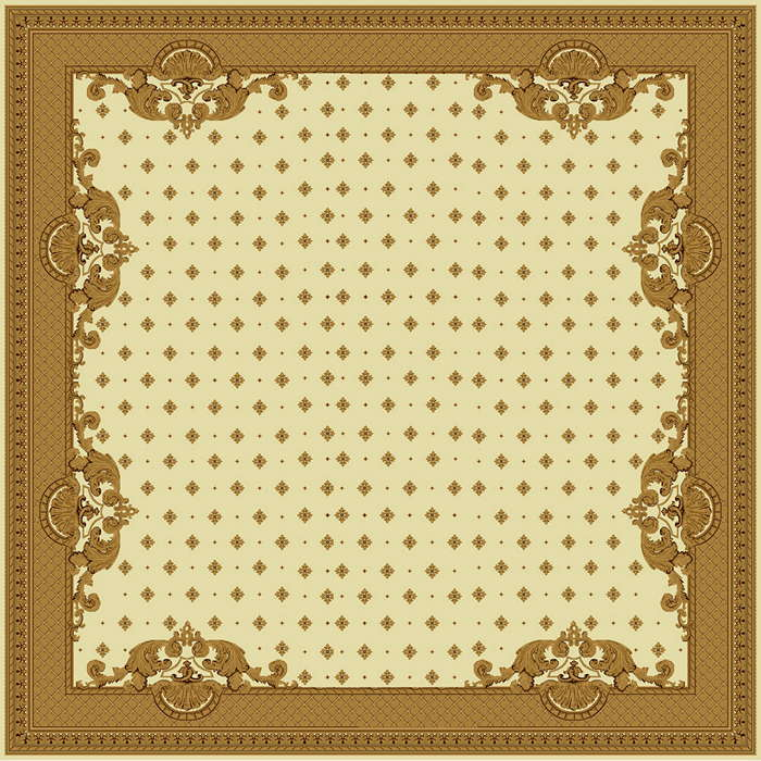 ����� ��������� Floare VERSAILLE 017-1149 ������� 1.9x1.9 �. FLOARE-CARPET