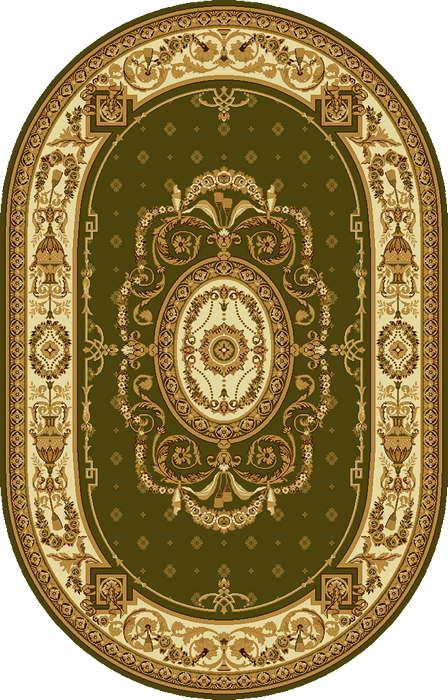 Ковер шерстяной Floare PALERMO 176-5542 ОВАЛ 1.5x2.25 м. FLOARE-CARPET