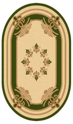 Ковер Азия ПРЕМИУМ 30133-03 ОВАЛ 1.5x4 м. Люберецкие ковры