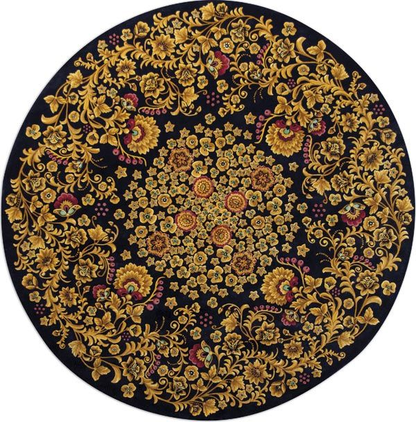 Home and House Carpet Atelier Авторский ковер ручной работы C6R001 2x2 м.