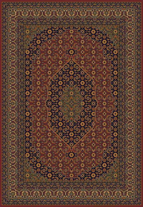 Ковер шерстяной Floare BIRMA 140-3378 0.9x3.5 м. FLOARE-CARPET
