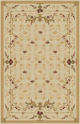 Ковер шерстяной Floare ROCAILLE 315-1126 1.5x2.25 м. FLOARE-CARPET
