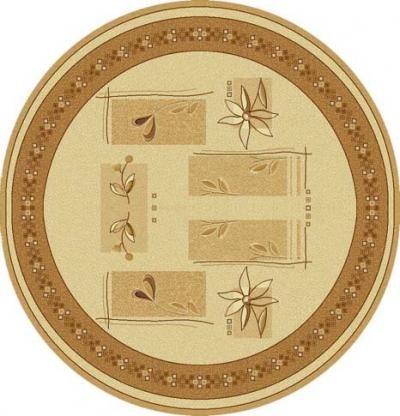 Ковер шерстяной Floare LAVANDA 234-1149 КРУГ 2x2 м. FLOARE-CARPET