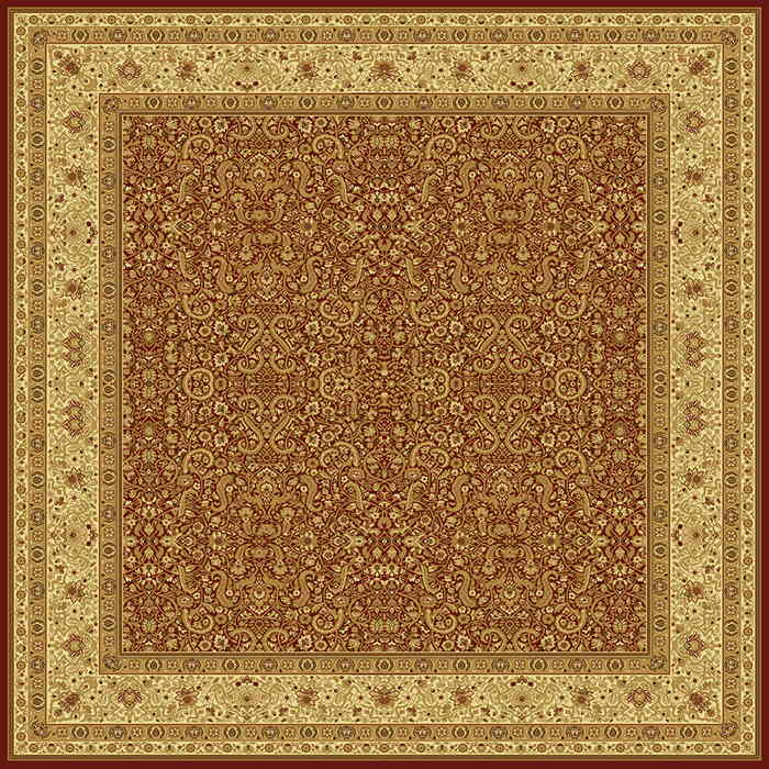 ����� ��������� Floare MAGIC 287-3658 ������� 1.5x1.5 �. FLOARE-CARPET