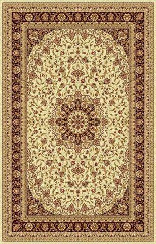 Ковер шерстяной Floare ISFAHAN 207-1659 1.7x2.4 м. FLOARE-CARPET