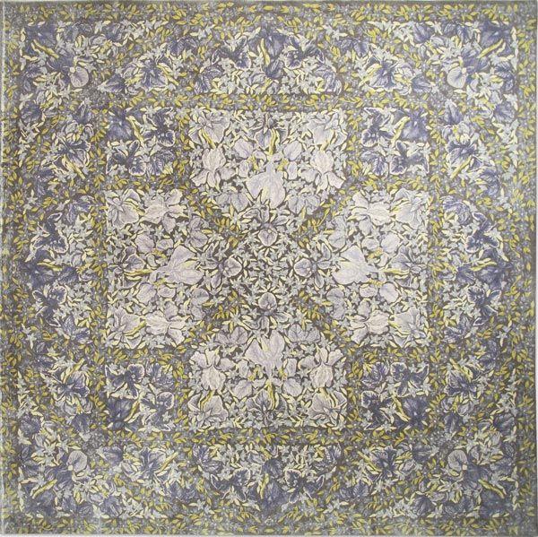 Home and House Carpet Atelier Авторский ковер ручной работы C5S006 2.85x2.85 м.
