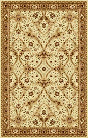 Ковер шерстяной Floare BAGDAD 065-1149 1.2x3 м. FLOARE-CARPET