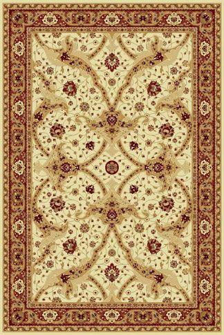 Ковер шерстяной Floare BAGDAD 065-1659 1.5x2.25 м. FLOARE-CARPET