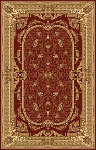 Ковер шерстяной Floare DOFIN 209-3658 1.2x3 м. FLOARE-CARPET