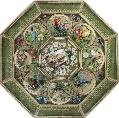 Home and House Carpet Atelier Авторский ковер ручной работы C20WF101 2.85x2.85 м.