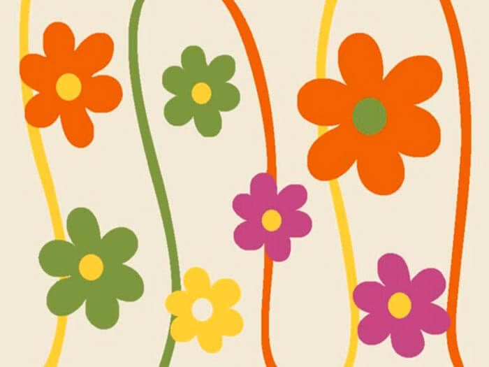 Детский ковер Кристэл 1021 cream 2x4 м. MERINOS