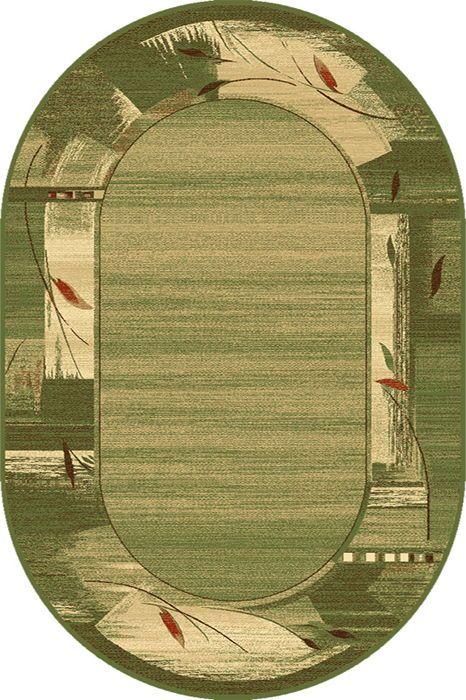 Agnella Ковер STANDART ERBA chrom ОВАЛ 1x1.8 м.