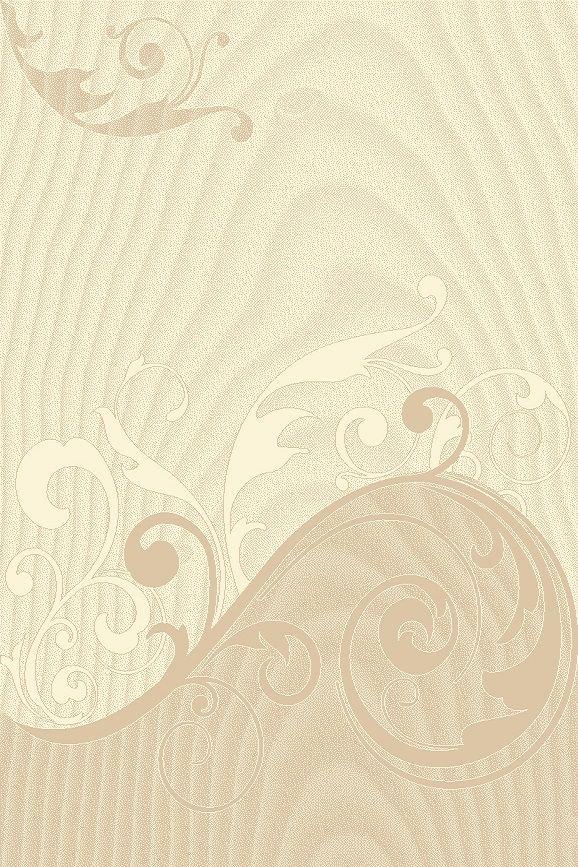 Шерстяной рельефный ковер Hunnu Relief 6A974-130S 1.3x1.9 м. Erdenet