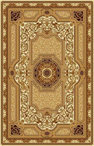 Ковер шерстяной Floare LYON 048-1149 1.5x2.25 м. FLOARE-CARPET