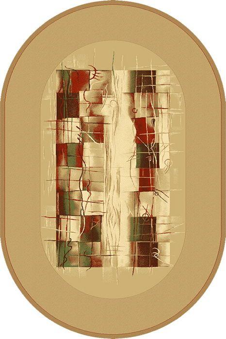 Agnella Ковер STANDART TELESTO beige ОВАЛ 2x3 м.